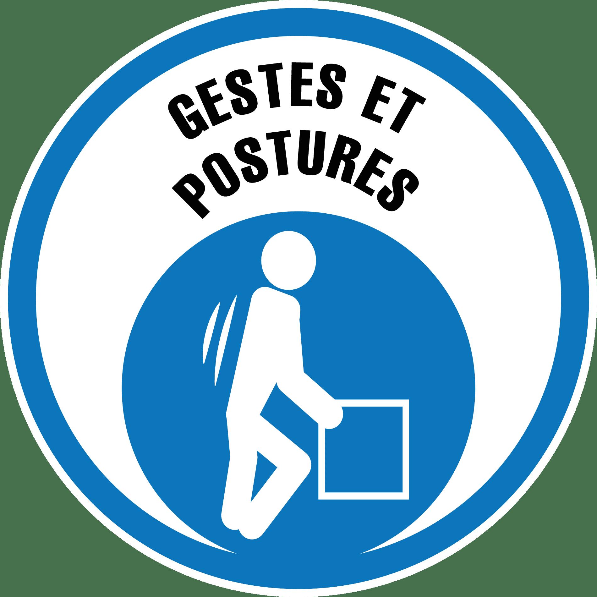 Gestes et postures manutention