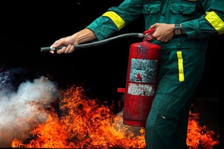 Formations sécurité incendie SSIAP