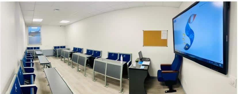 Centre de formation FCS