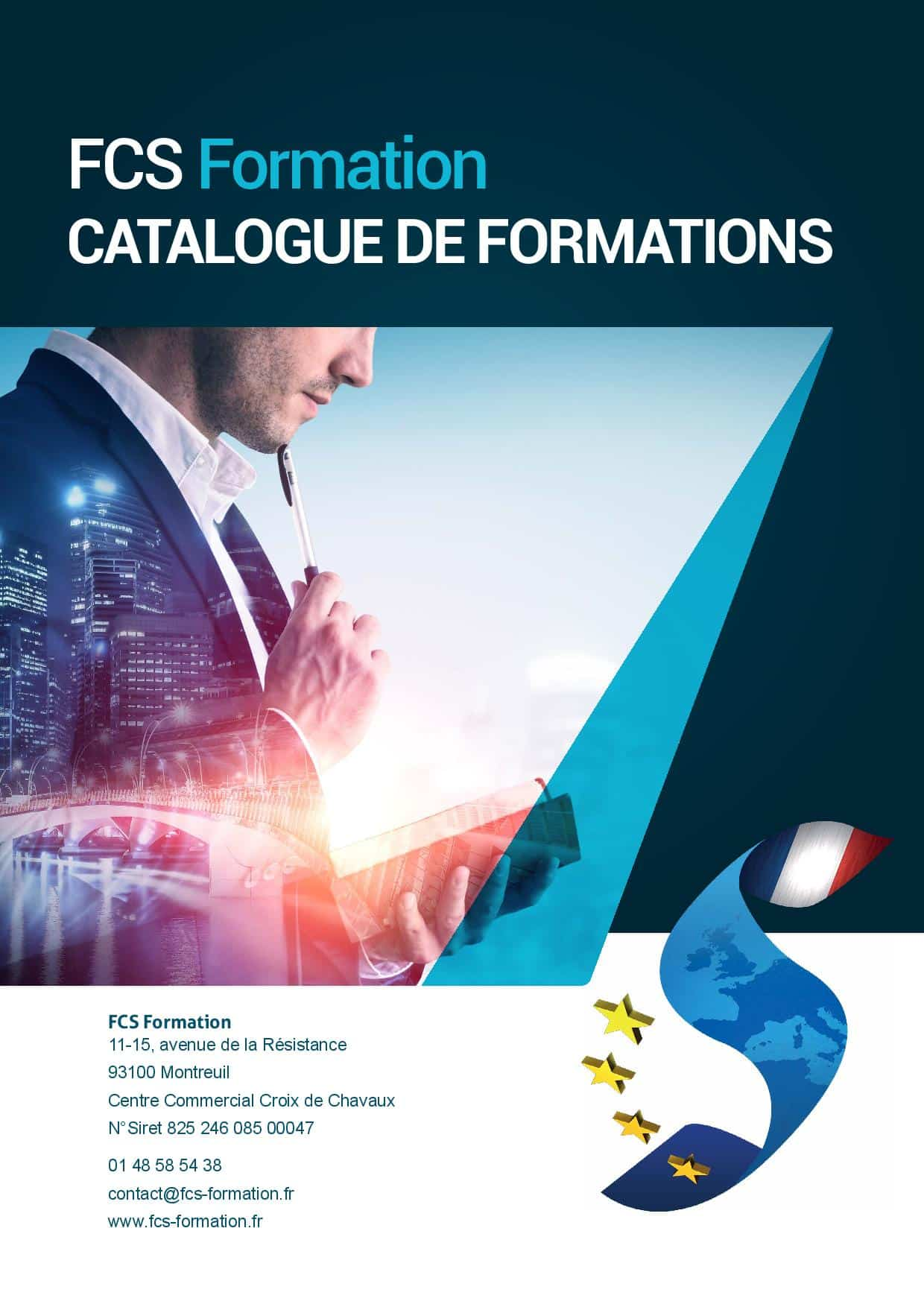 FCS catalogue formation page 001 Recyclage SSIAP 2